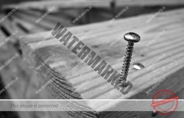 कील और धागे से वशीकरण
